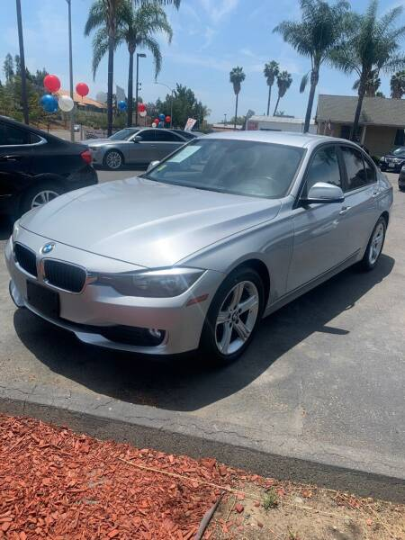 2014 BMW 3 Series for sale at North Coast Auto Group in Fallbrook CA