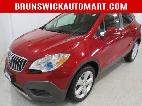 2015 Buick Encore for sale at Brunswick Auto Mart in Brunswick OH