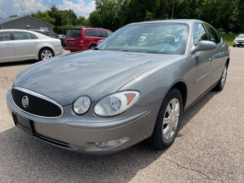 2007 Buick LaCrosse for sale at Blake Hollenbeck Auto Sales in Greenville MI