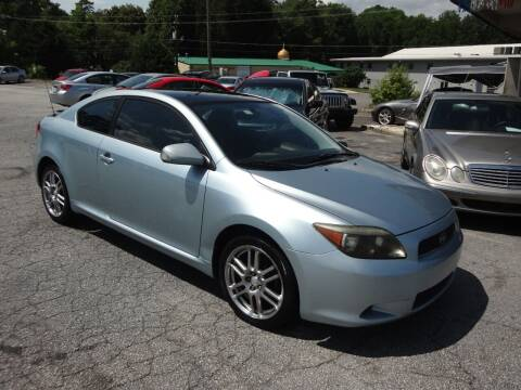2007 Scion tC for sale at HAPPY TRAILS AUTO SALES LLC in Taylors SC