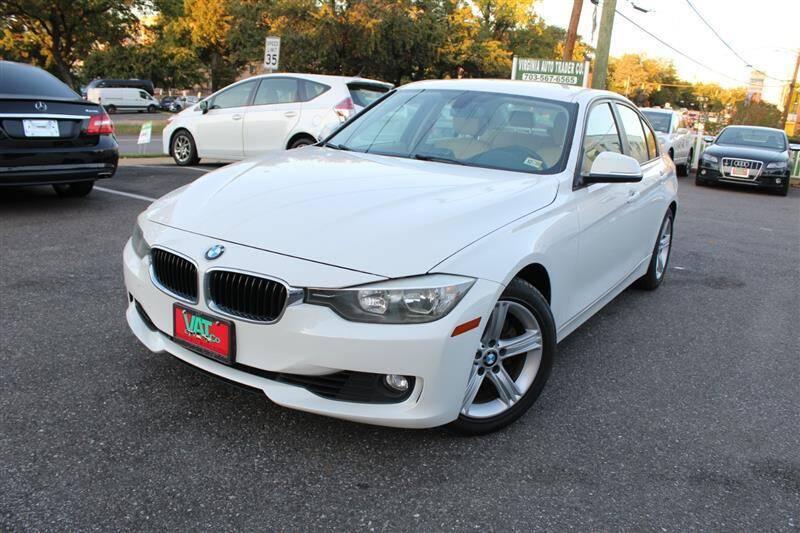 2013 BMW 3 Series for sale at Virginia Auto Trader, Co. in Arlington VA
