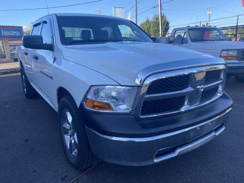 2012 RAM Ram Pickup 1500 for sale at Salem Motorsports in Salem OR