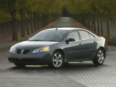 2008 Pontiac G6 for sale at Radley Cadillac in Fredericksburg VA