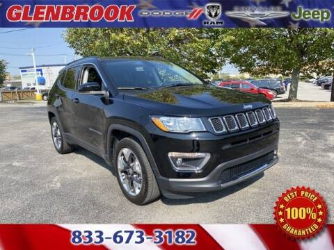 2018 Jeep Compass for sale at Glenbrook Dodge Chrysler Jeep Ram and Fiat in Fort Wayne IN