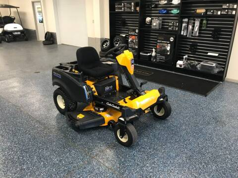 2015 Cub Cadet RZT-s for sale at Jim's Golf Cars & Utility Vehicles - DePere Lot in Depere WI