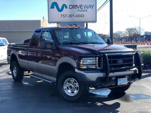 2004 Ford F-350 Super Duty for sale at Driveway Motors in Virginia Beach VA