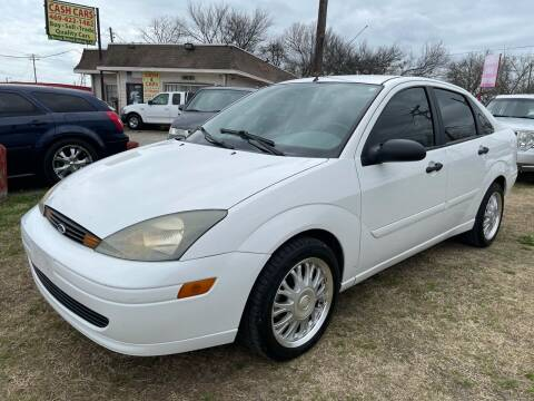 2003 Ford Focus for sale at Texas Select Autos LLC in Mckinney TX