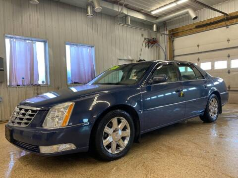 2009 Cadillac DTS for sale at Sand's Auto Sales in Cambridge MN