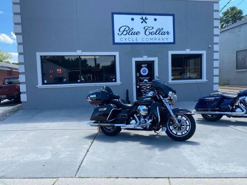 2016 Harley-Davidson Ultra Classic FLHTCU