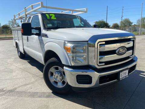 2012 Ford F-250 Super Duty for sale at Affordable Auto Solutions in Wilmington CA