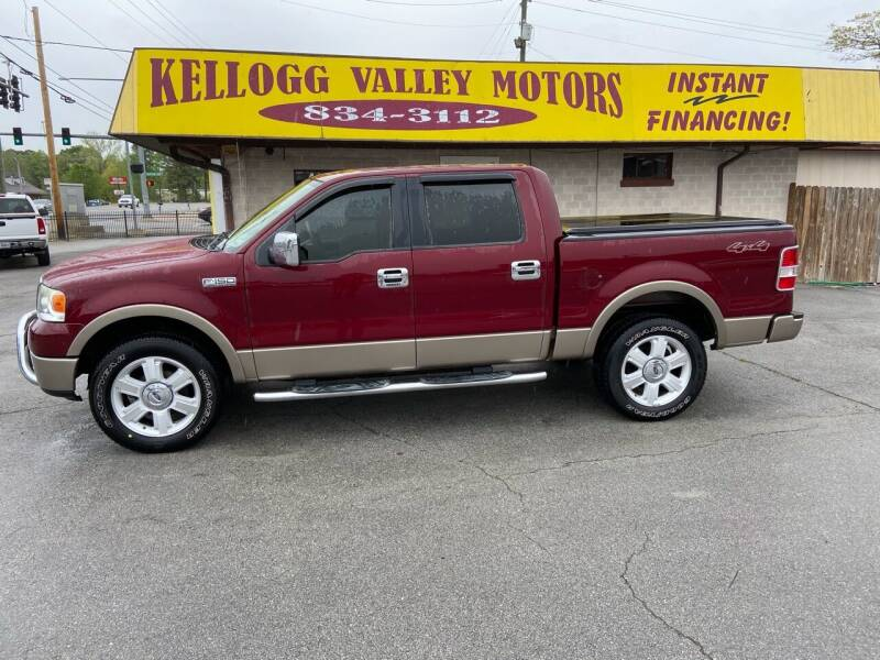 2006 Ford F-150 for sale at Kellogg Valley Motors in Gravel Ridge AR