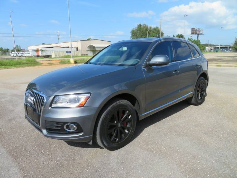 2013 Audi Q5 for sale at Access Motors Co in Mobile AL