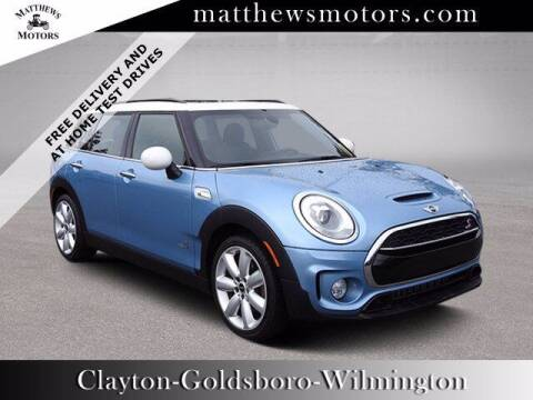 2017 MINI Clubman for sale at Auto Finance of Raleigh in Raleigh NC