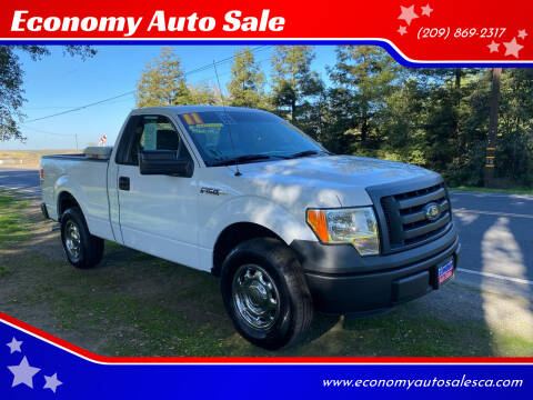 2011 Ford F-150 for sale at Economy Auto Sale in Modesto CA