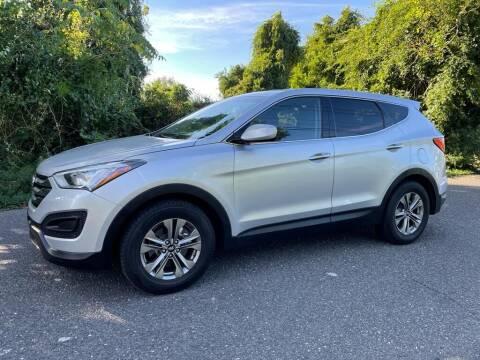 2015 Hyundai Santa Fe Sport for sale at Ultimate Motors in Port Monmouth NJ