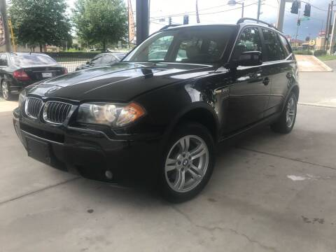 2006 BMW X3 for sale at Michael's Imports in Tallahassee FL