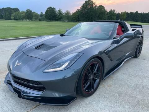 2014 Chevrolet Corvette for sale at Legacy Motor Sales in Norcross GA