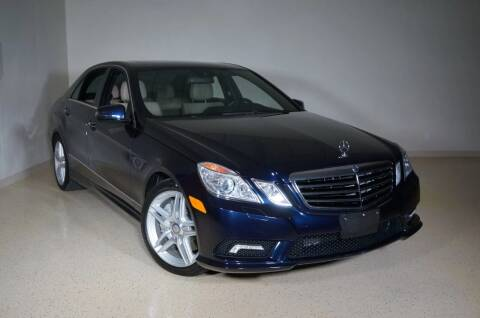 2011 Mercedes-Benz E-Class for sale at TopGear Motorcars in Grand Prarie TX