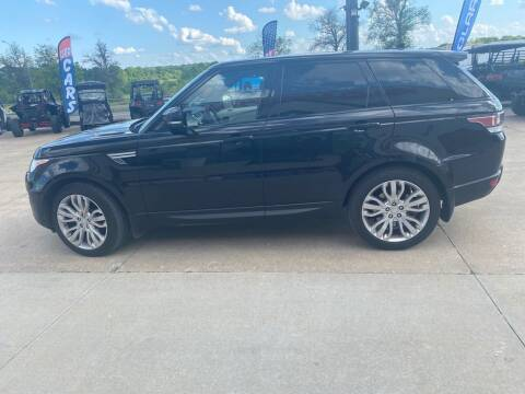 2016 Land Rover Range Rover Sport for sale at Head Motor Company - Head Indian Motorcycle in Columbia MO