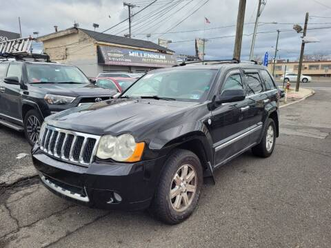 2008 Jeep Grand Cherokee for sale at Millennium Auto Group in Lodi NJ