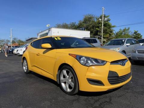 2015 Hyundai Veloster for sale at Mike Auto Sales in West Palm Beach FL