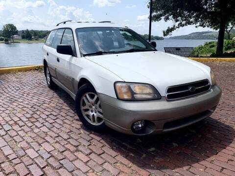 2001 Subaru Outback for sale at PUTNAM AUTO SALES INC in Marietta OH