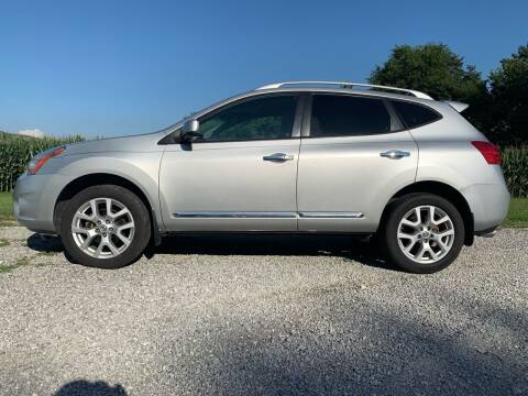 2011 Nissan Rogue for sale at Tennessee Valley Wholesale Autos LLC in Huntsville AL