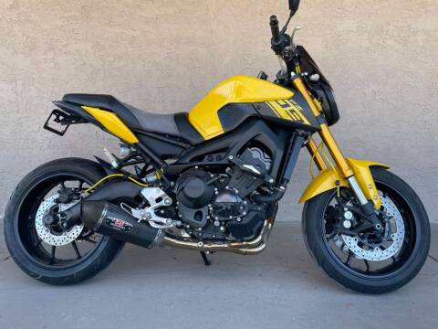 2015 Yamaha FZ09 for sale at Chandler Powersports in Chandler AZ