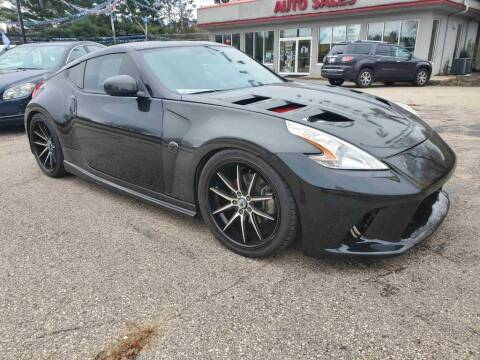 2009 Nissan 370Z for sale at Extreme Auto Sales LLC. in Wautoma WI