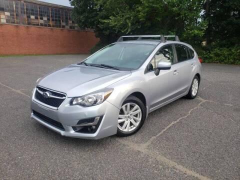 2016 Subaru Impreza for sale at Millennium Auto Group in Lodi NJ