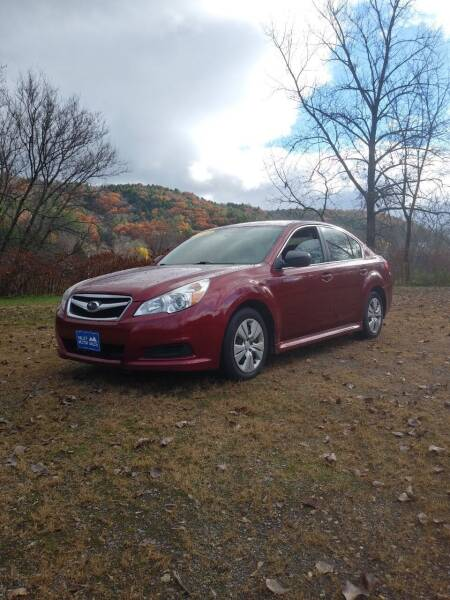 2011 Subaru Legacy for sale at Valley Motor Sales in Bethel VT