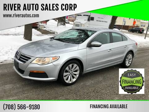 2011 Volkswagen CC for sale at RIVER AUTO SALES CORP in Maywood IL