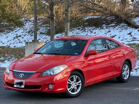 2006 Toyota Camry Solara for sale at Diamond Automobile Exchange in Woodbridge VA