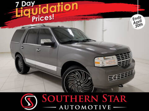 2014 Lincoln Navigator for sale at Southern Star Automotive, Inc. in Duluth GA