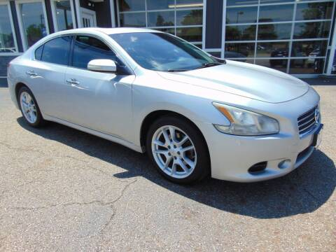 2011 Nissan Maxima for sale at Akron Auto Sales in Akron OH