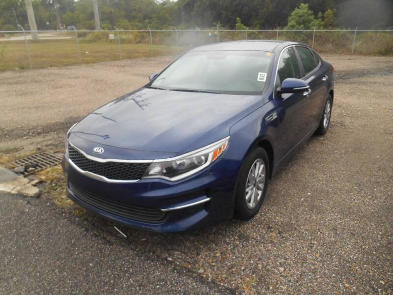 2018 Kia Optima for sale at AUTO MART in Montgomery AL