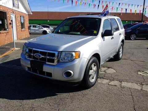 2011 Ford Escape for sale at L&M Auto Import in Gastonia NC