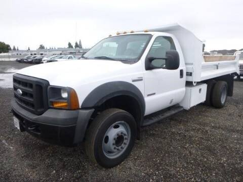 2006 Ford F-550 Super Duty for sale at Armstrong Truck Center in Oakdale CA