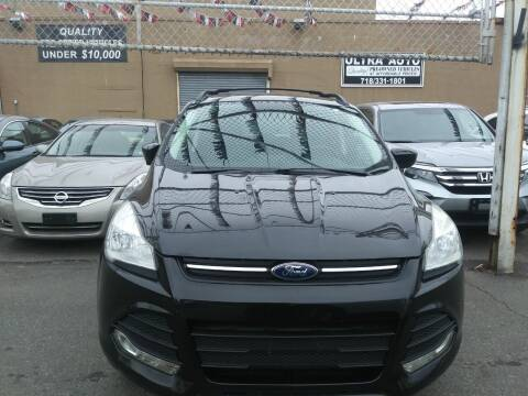 2013 Ford Escape for sale at Ultra Auto Enterprise in Brooklyn NY
