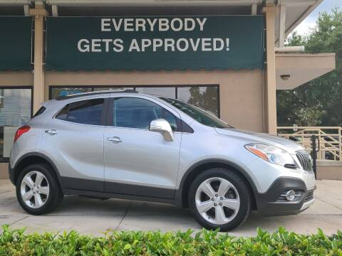 2015 Buick Encore for sale at Dunn-Rite Auto Group in Longwood FL