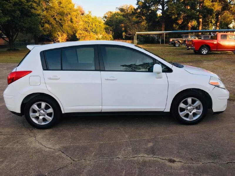 2009 Nissan Versa for sale at Westside Auto Sales in New Boston TX