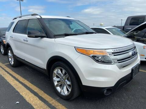 2013 Ford Explorer for sale at Collins Auto Sales in Waco TX
