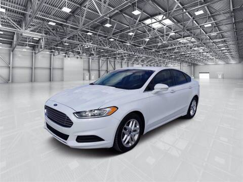 2016 Ford Fusion for sale at Camelback Volkswagen Subaru in Phoenix AZ