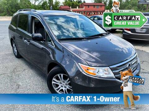 2013 Honda Odyssey for sale at High Rated Auto Company in Abingdon MD