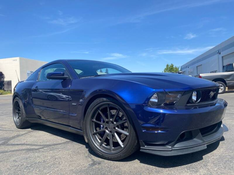 2012 Ford Mustang for sale at 7 STAR AUTO in Sacramento CA