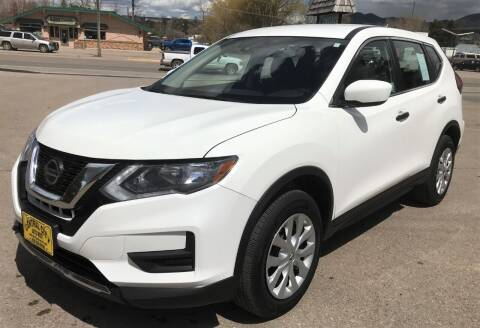 2019 Nissan Rogue for sale at Central City Auto West in Lewistown MT