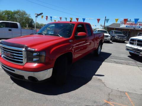 2011 GMC Sierra 1500 for sale at Dave's discount auto sales Inc in Clearfield UT