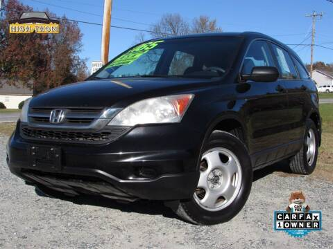 2011 Honda CR-V for sale at High-Thom Motors in Thomasville NC