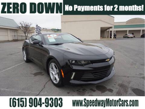 2016 Chevrolet Camaro for sale at Speedway Motors in Murfreesboro TN