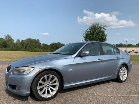 2011 BMW 3 Series for sale at LAMB MOTORS INC in Hamilton AL